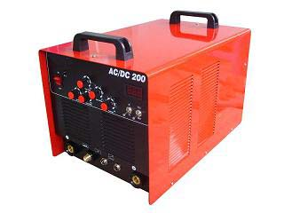 AC/DC Inverter Square Wave AC/DC TIG Wlding Machine Ample with Super Cost/Performance Ratio